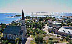 Hanko, Finland - Tourist attractions in Finland