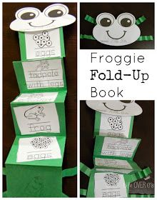 an Awesome Frog Life Cycle Unit Study 13 Days of Learning Printables: Day One- Three Frog FreebiesLife cycle Life cycle, life-cycle, or lifecycle may refer to: 1st Grade Science, Kindergarten Science, Science Classroom, Teaching Science, Science Activities, Sequencing Activities, Frog Crafts, Preschool Crafts, Frogs Preschool