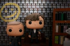 {Click Toys} Um personagem: Sherlock – Sai da Minha Lente