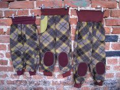 Upcycling Wollhosen von Re:nahte auf Dawanda.com