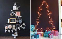 Новогодняя елка своими руками: 30 оригинальных идей | IVOREE