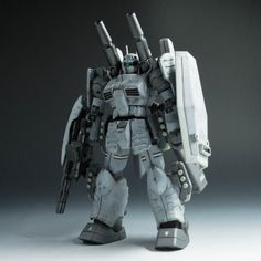 Custom Gundam, Cannon, Master Chief, Sci Fi, Fictional Characters, Science Fiction, Fantasy Characters