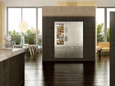 KitchenAid Vertigo koelkast en wijnkoeler - Product in beeld - Startpagina voor keuken ideeën | UW-keuken.nl