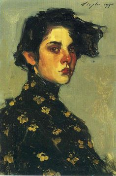 """now-denial: """"a compilation of the Liepke paintings I've used as my icon """""""