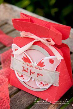 BlogHop – Flaconverpackung mit dem Giftbag Punchboard inkl. Anleitung