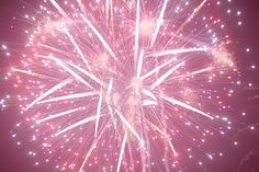 Fireworks put me in such a great mood!