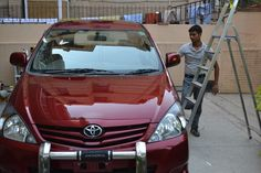 Car Detailing in Delhi, Noida and Gurgaon  These are after pictures of a 3 year old car