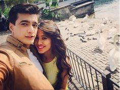 7 pictures of Mohsin Khan and Shivangi Joshi that show love was always in the air #FansnStars