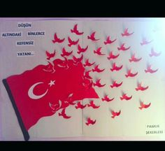 Special Day, Istanbul, Flag, Science, Flags