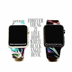 Black & White Beauty Fashion Apple Watch band @goviloop  #applewatch #fashionassecories #forever21 #blackandwhite #nadiaflowerdesign #freeshipping #apple #smartwatch