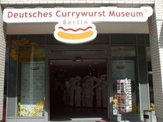 Currywurst Museum - Berlin Germany