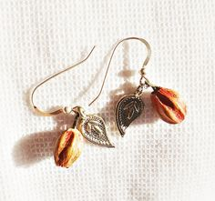 From Patmos to Tibet Earrings by allthingsbarbara on Etsy, $20.00