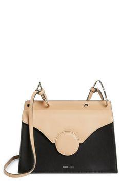 1f36600ce75d DANSE LENTE PHOEBE LEATHER CROSSBODY BAG - BLACK.  danselente  bags  shoulder  bags  leather  crossbody