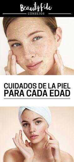 Cuidados de la piel para cada edad Eyes, Beauty, Skin Care, Tips, Make Up, Beauty Illustration, Cat Eyes