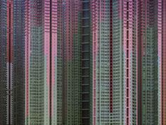 These Surreal Photos of Hong Kongs Aging Towers Arent Doctored