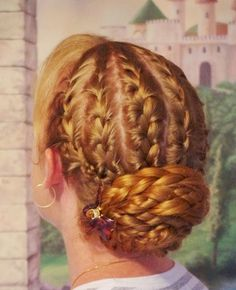 Braids & Hairstyles for Super Long Hair: Fun with French Braids