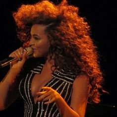 Her Hair!!!!!!!
