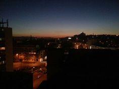 Cluj Napoca Sky by Nightfall