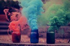 air, alternative, bright, colour, colourful, colours, different, escape, grunge, hipster, holi, indie, light, photography, powder, summer, tumblr, unique, summer escape