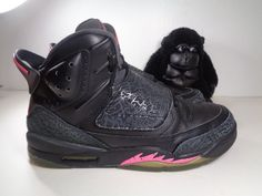 factory price b7076 e56c8 Kids Air Jordan Son Of Mars Basketball shoes size 8 Youth 512242-009  Nike