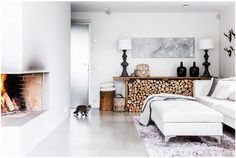 Krista Keltanen Captures Minimalist Finnish Spaces #design trendhunter.com
