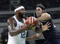 RIO DE JANEIRO (AP) — This was the U.S. men's Olympic basketball team that everyone expected to see at the Rio Games, now right where it was expected to be — in the semifinals.And a familiar foe will be waiting.Emphatically ending a stretch of three straight close games, the Americans advanced by sprinting past Argentina 105-78 on Wednesday night.Turning a slow start into an early ending with a 27-2 run in the first half, the Americans put aw