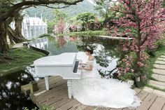 Photo credit: Q May Chen Woman with terminal cancer treats herself to an extravagant wedding photo shoot and honeymoon to Bali!