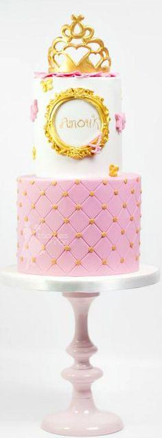A Royal Princess Cake