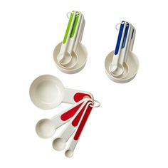 STÄM measuring spoons four groups IKEA