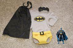DIY Cómo hacer disfraz de BATMAN