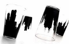drinking glasses design