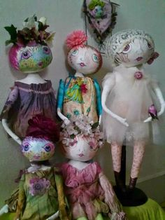 My art doll ,Nathalie Gautier