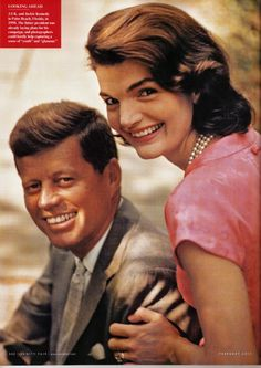 """""""Let the skeptics snort about Camelot, but there was something during the Kennedy years that was magic. Jackie was more of that than anyone admitted for a long while."""" - Hugh Sidney"""