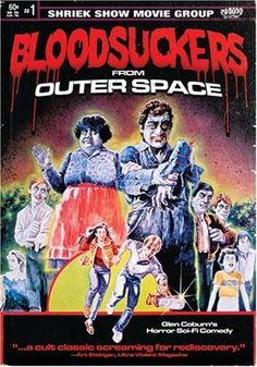 Blood Suckers from Outer Space 1984