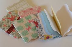 Neat Little Notebooks / Other Projects | Fiskars