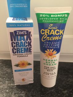 The thing about the max crack foot creme is that it s not even a cream