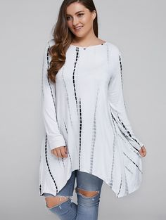 SHARE & Get it FREE | Plus Size Cut Out Comfy Asymmetrical BlouseFor Fashion Lovers only:80,000+ Items • New Arrivals Daily • Affordable Casual to Chic for Every Occasion Join Sammydress: Get YOUR $50 NOW!