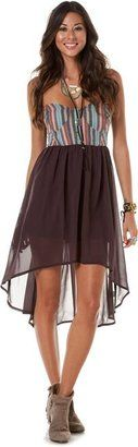 ShopStyle: ElementSeville Maxi Dress