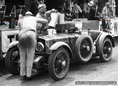 LE MANS 1930 - Tracta A28  #26