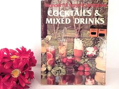 Cocktails and Mixed Drinks Beverage Serving by TKSPRINGTHINGS
