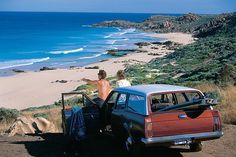 Vacation Australia - Top 15 Aussie Beaches To Visit Western Australia, Australia Travel, Retro Surf, Vintage Surf, Australian Cars, Beaches In The World, Down South, Vacation Spots, Planer