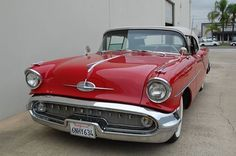 1957 Oldsmobile 88 Convertible (CA) - $72,500  Please call Fred @ 714-630-1958 to see this Oldsmobile.