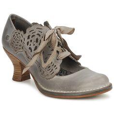 Escarpins Neosens ROCOCO MARIA Gris - Livraison Gratuite avec Spartoo.com ! - Chaussures Femme 139,00 €