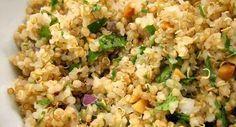 Quinoa con Thermomix