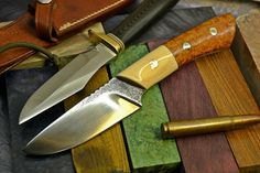 birch and mammuth ivory