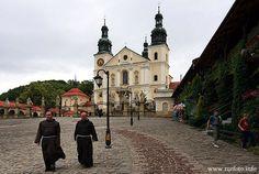 Kalwaria Zebrzydowska * Sanktuarium Pasyjno-Maryjne, Klasztor OO. Bernardynów *