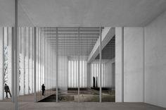 David Chipperfield, Museo de Bellas Artes de Reims (Francia)