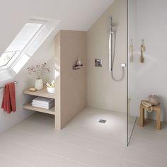 Une salle de bain sous pente ou sous combles en 52 photos! | Fotos ...