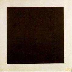 Kasimir Malevitch - Carré noir sur fond blanc (1913)