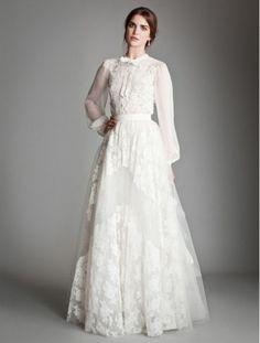 Свадебные платья Temperley London 2014